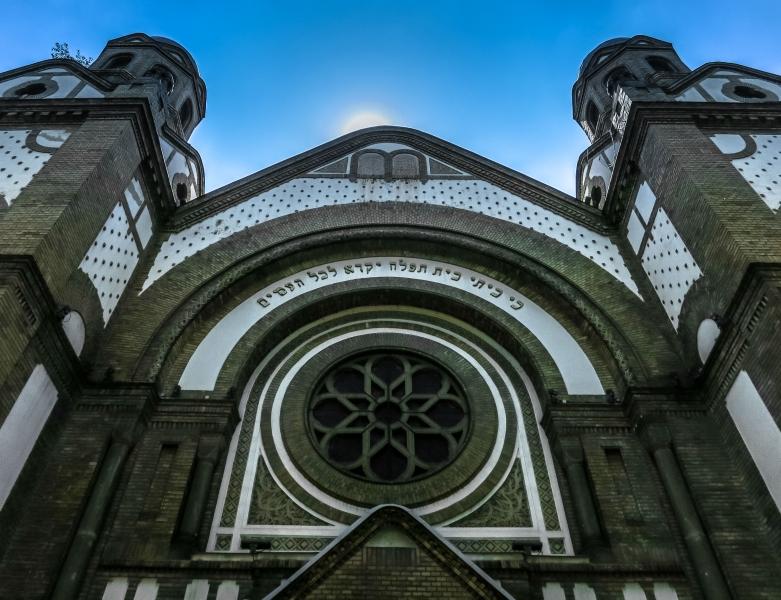 Sinagoga, Novi Sad