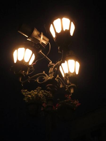 Svetla u noći