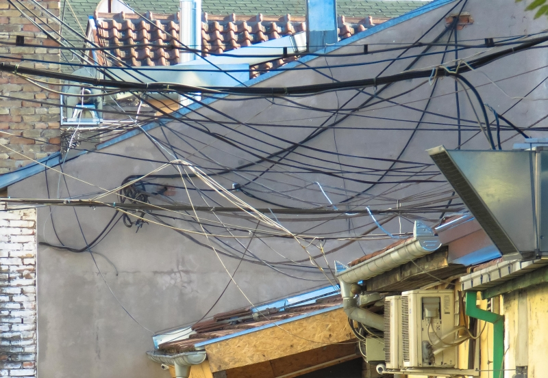 Cable mania